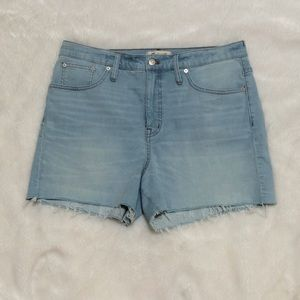 Madewell Shorts - 5⭐️ Madewell Raw Shorts NWOT
